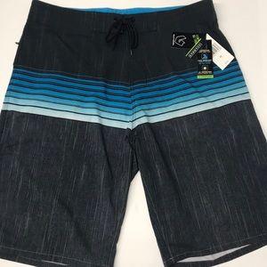 Burnside Swim Trunks size 32 Boardshorts New